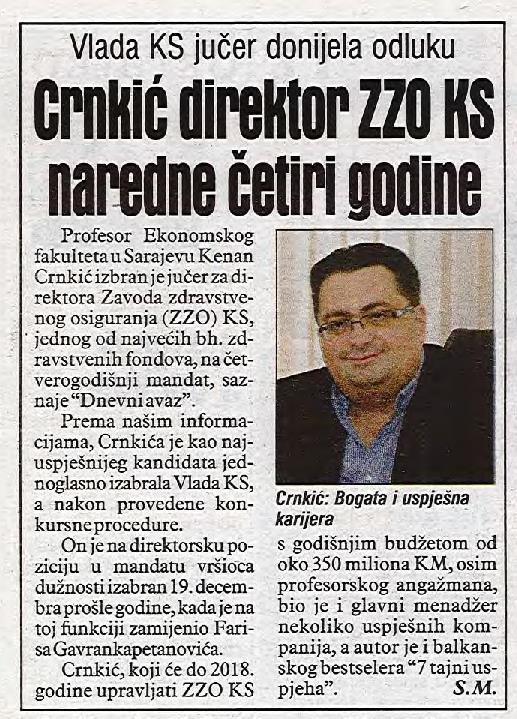 Kenan Crnkić ZOO