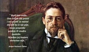 Anton Pavlovič Čehov citat